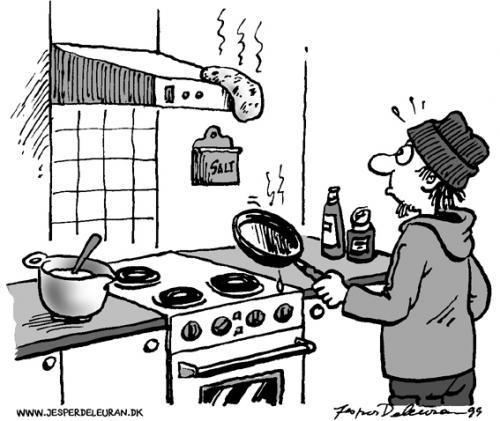 Cooking By Deleuran Education Amp Tech Cartoon Toonpool
