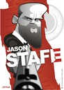 Cartoon: STAFE (small) by spot_on_george tagged jason,statham,caricature,safe