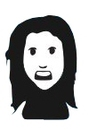Cartoon: 1 (small) by ingridpangestu tagged black,and,white