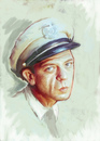 Cartoon: Don Knotts (small) by McDermott tagged donknotts,actors,tvland,andygriffithshow,mayberry,barneyfife,auntbee