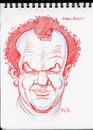 Cartoon: John C Reilly (small) by McDermott tagged johncreilly,actor,mcdermott,comedy,stepbrothers,movies,caricature