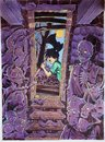 Cartoon: Monsters in the cellar (small) by McDermott tagged monsters kids horror color cartoon mcdermott creatures scary childrensbook