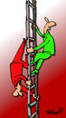 Cartoon: ... (small) by to1mson tagged people,mensch,leute,ludzie,humans