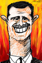 Cartoon: ... (small) by to1mson tagged asad,syria,syrien,war,terror