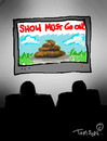 Cartoon: ... (small) by to1mson tagged tv,media,info,spam