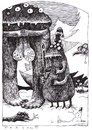 Cartoon: Ostern (small) by to1mson tagged jaja,pisanki,eggs,easter,ostern