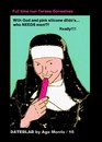 Cartoon: AM - Nun God and Pink Dildo (small) by Age Morris tagged agemorris,god,dildo,siliconedildo,nun,fulltime,fulltimenun,whoneedsmen,really,dateblab,dateblabber,dating,datinggame,datelife