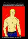 Cartoon: AM - Sex lost Urgency (small) by Age Morris tagged agemorris,blondcofessions,blondeconfessions,dumbblonde,sexlosturgency,absoluterelevance,suspect,everybodyelse,steroids,impotent,nomoresex,nosexdrive