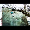 Cartoon: MH - The Wall 3 (small) by MoArt Rotterdam tagged rotterdam,moart,moartcards,wall,muur,spooky,old,oud