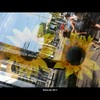 Cartoon: MoArt - Glass Reflections 5 (small) by MoArt Rotterdam tagged tags,rotterdam,moart,moartcards,reflection,reflectie,weerspiegeling,etalage,window,zonnebloem,sunflower,mensen,people,street,straat