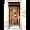 Cartoon: MoArt - The Door 5 (small) by MoArt Rotterdam tagged rotterdam moart moartcards door deur verweerd oud old sun zon