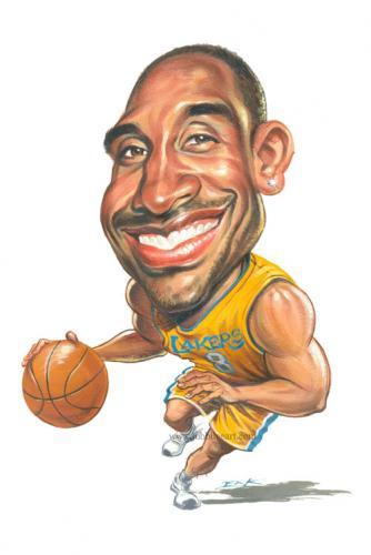 caricature 5 By jubbileeart | Sports Cartoon | TOONPOOL