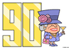 Cartoon: Die Queen wird 90 (small) by Christoon tagged queen,elizabeth,großbritannien,geburtstag