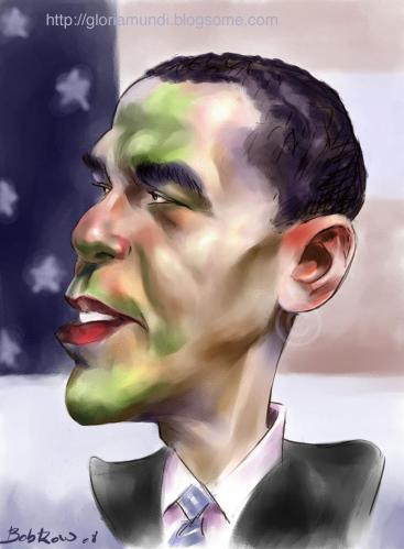 Barack+obama+cartoon+face