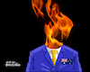 Cartoon: Australia on fire. (small) by Cartoonarcadio tagged australia,fire,animals