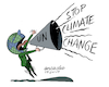 Cartoon: Stop Climate Change. (small) by Cartoonarcadio tagged climate,change,the,environment,global,warming,planet