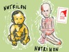 Cartoon: Nutrilon (small) by Roodkapje tagged china,milk,netherlands,baby