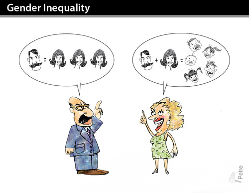 gender disparities in education an obstacle Women managers and the gender-based women managers and the gender-based gap in access to education: between gender disparity in access to education and the.