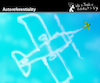 Cartoon: Autoreferentiality (small) by PETRE tagged plane,sky,selfie
