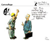 Cartoon: Camouflage (small) by PETRE tagged politics,correction,education,speechs