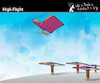Cartoon: High Flight (small) by PETRE tagged books,pdf,readers,reading,sensation,smartphones