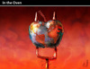 Cartoon: In the Oven (small) by PETRE tagged ecology,earth,global,warming