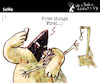 Cartoon: Selfie (small) by PETRE tagged selfie socialnets executioner rope deathpenalty