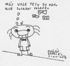 Cartoon: 3-02-2013 (small) by Juli tagged quinpha,peso,dolar
