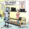 Cartoon: Gehackt (small) by Trumix tagged hacker,roboter,software,computer,sicherheit,virus,trojaner,schadsoftware