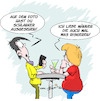 Cartoon: Maenner halt (small) by Trumix tagged beziehung,maenner,frauen,risiko,abnehmen