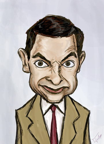 Mr bean medium