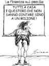 Cartoon: NUMERI (small) by Grieco tagged grieco,questura