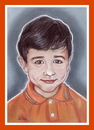 Cartoon: Andrei S (small) by Kidor tagged child,kidor