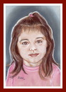 Cartoon: Elena (small) by Kidor tagged child,kidor