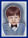 Cartoon: Radu (small) by Kidor tagged child,kidor