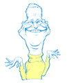 Cartoon: Guido Westerwelle (small) by Hoppmann tagged deutscher,politiker,fdp,guido,westerwelle,liberal,bundestag
