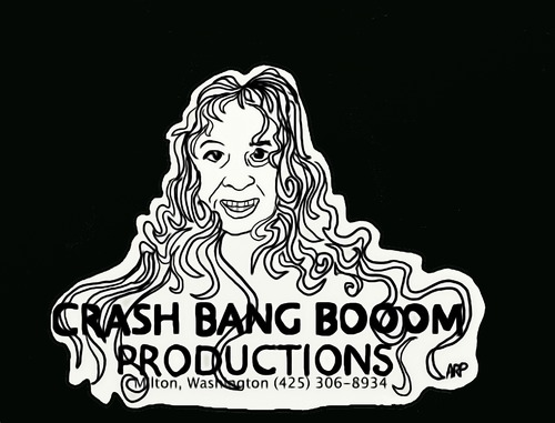 Cartoon: Logo design (medium) by tonyp tagged arp,arptoons,rona,tonyp,logo,crash,bang,booom