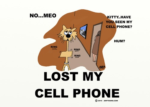 lost my phone how to delete it