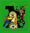 Cartoon: Welcome to the Jungle (small) by tonyp tagged arp,arptoons,jungle,wacom