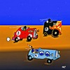 Cartoon: Zoom zoom zoom (small) by tonyp tagged arp,arptoons,cars,zoom