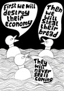 Cartoon: Plan for the future (small) by baggelboy tagged duck,plan