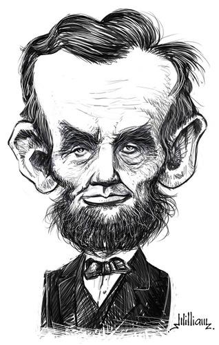 Abraham Lincoln By William Medeiros Politics Cartoon Toonpool