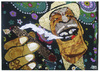 Cartoon: Compay Segundo (small) by juniorlopes tagged compay,segundo