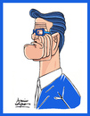 Cartoon: Fabio Capello (small) by juniorlopes tagged word,cup,england,team