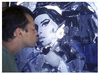 Cartoon: One kiss (small) by juniorlopes tagged amy
