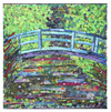 Cartoon: The Japanese Bridge (small) by juniorlopes tagged the,japanese,bridge,monet