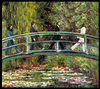 Cartoon: The long and winding road.. (small) by juniorlopes tagged beatles,monet