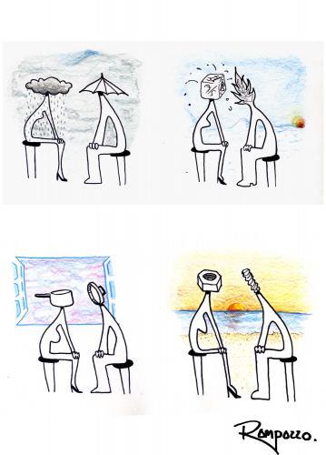 Cartoon kennenlernen