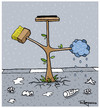 Cartoon: Evolution (small) by Marcelo Rampazzo tagged evolution
