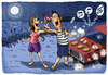 Cartoon: Make a Lemonade (small) by Marcelo Rampazzo tagged plans,love,moon,sing,song,music